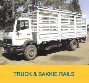 truck and bakkie railings