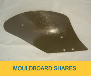 Mouldboard Ploughshares